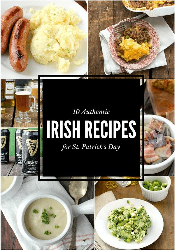 10 Authentic Irish Recipes for St. Patrick's Day BoulderLocavore.com