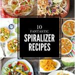 10 Fantastic Spiralized Recipes