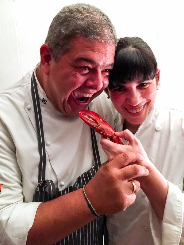 Chefs Alex and Sarah Martinez - Miami - BoulderLocavore.com