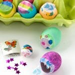 How to Make DIY Toy-Filled Cascarones {confetti eggs}