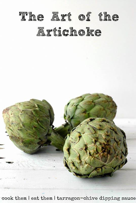 How to Cook Trim and Eat an Artichoke - BoulderLocavore.com