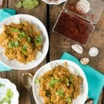 Seychelles-Style Coconut Chicken Curry