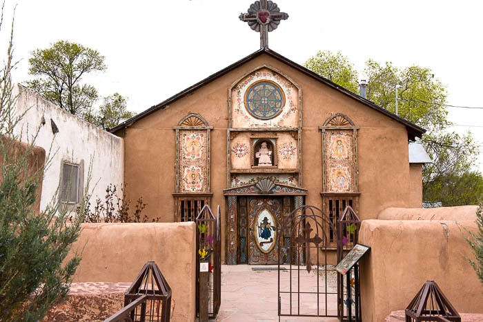 El Sanctuario de Chimayo children's chapel