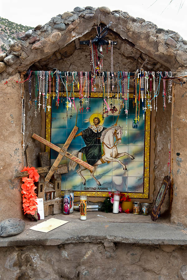 El Sanctuario de Chimayo shrine - BoulderLocavore.com
