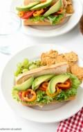 Southwestern Sub Sandwich