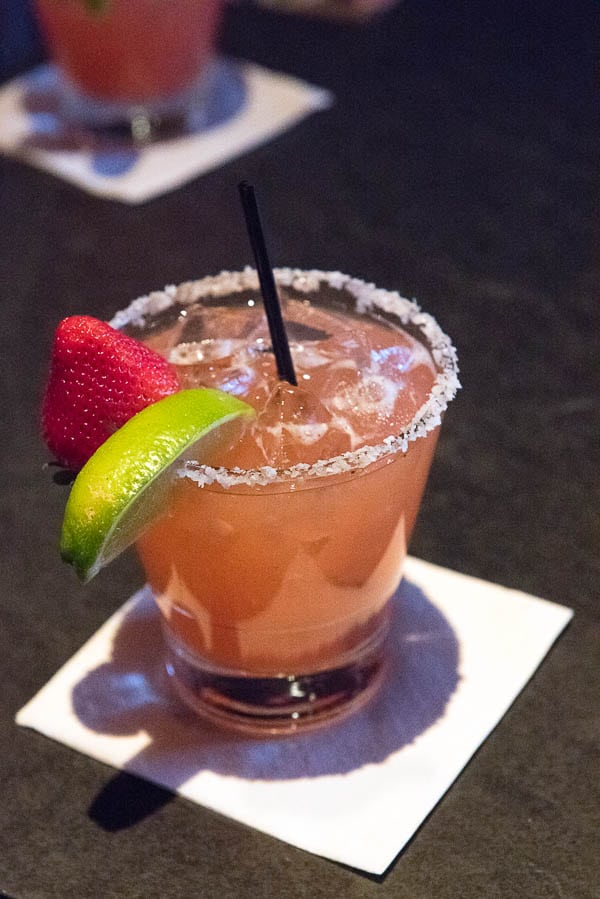 Strawberry-Jalapeno Margarita (Inn at Loretto) - BoulderLocavore.com