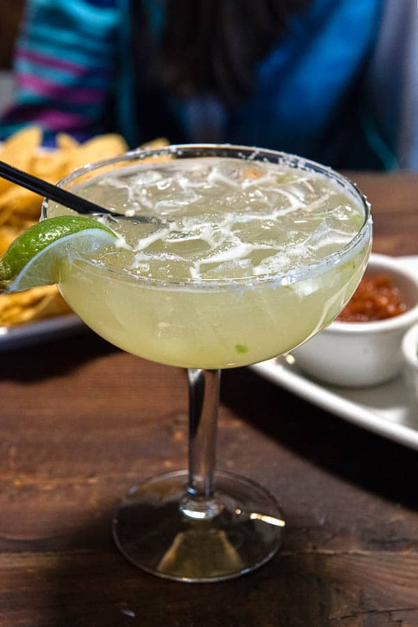 Tequila Mockingbird Margarita (Derailed at Sage Inn) - BoulderLocavore.com