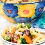 Broccoli Sausage Pasta Salad: An Easy Pasta Salad Recipe You'll Love