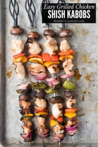 Chicken Shish Kabobs title