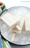 Drunken Monkey Popsicles