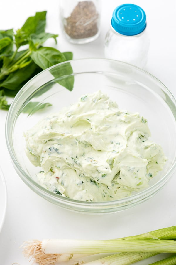Fresh Herb Cream Cheese - BoulderLocavore.com