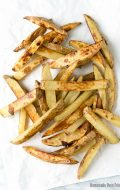 Simple Food: Homemade Oven Fries