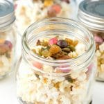 Smart Snacking: Popcorn Trail Mix