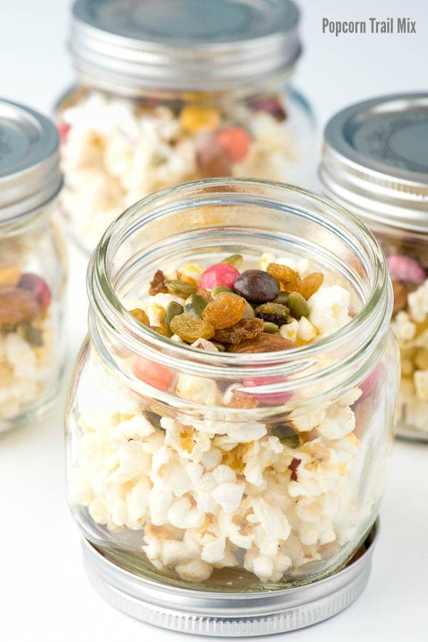 Smart Snacking- Popcorn Trail Mix - BoulderLocavore.com