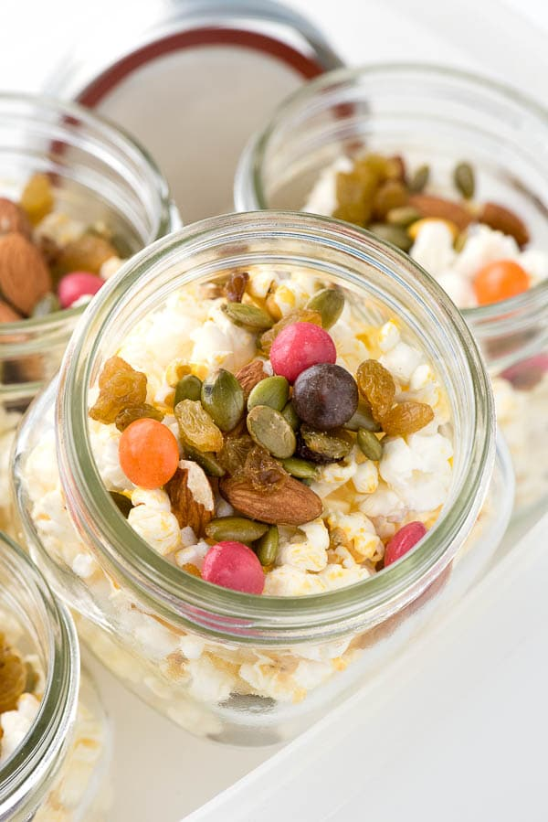 Smart Snacking- Popcorn Trail Mix - BoulderLocavore.com