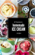 13 Summery Ice Cream Recipes & a Happy Summer Giveaway!