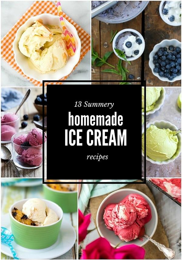 13 Summery Ice Cream Recipes BoulderLocavore.com
