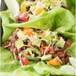 10-Minute Taco Lettuce Wraps: a Fast and Fresh Main Dish