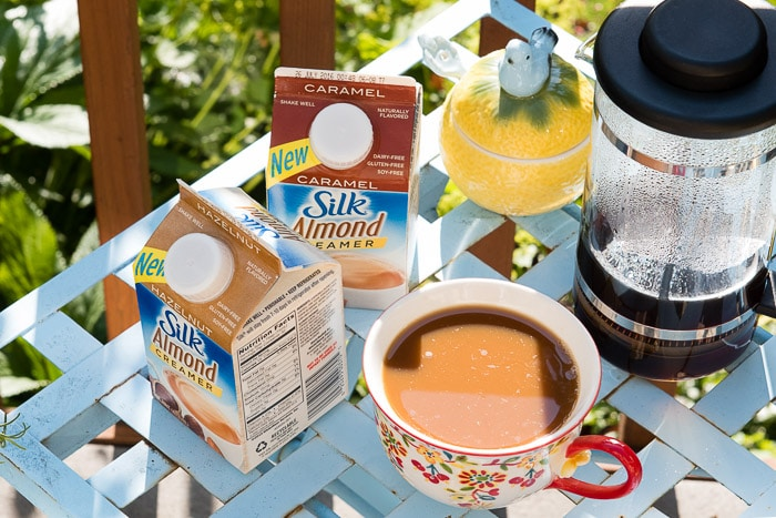 The Perfect Cup of Coffee with Silk Almond Creamers - BoulderLocavore.com