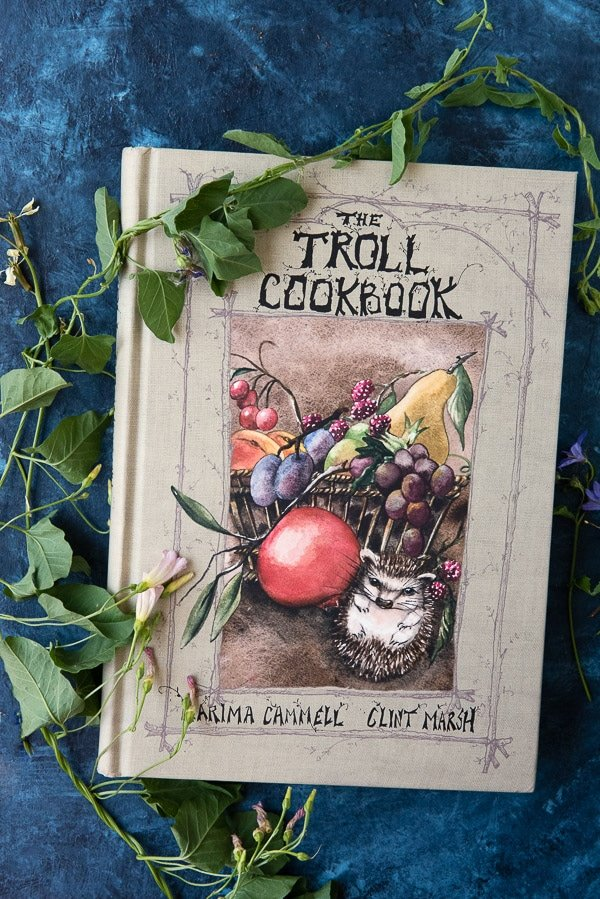 The Troll Cookbook - Dromedary Press - BoulderLocavore.com