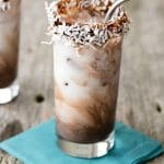Almond Joy Sipper (dairy-free)
