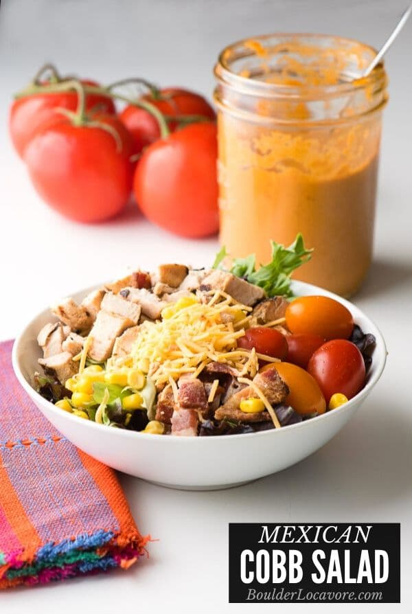 Mexican Salad title image