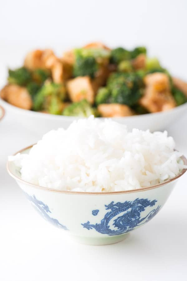 Express Orange Chicken with Jasmine Rice (recipe) - BoulderLocavore.com