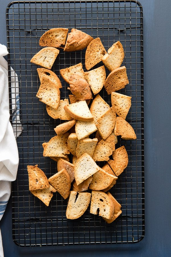 Homemade Everything Bagel Chips (gluten-free) - BoulderLocavore.com