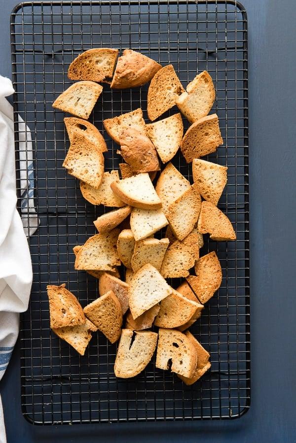 Homemade Everything Bagel Chips (gluten-free) - BoulderLocavore.com