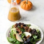 Maple Pumpkin Butter Vinaigrette
