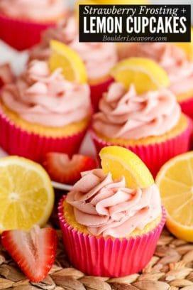 lemon cupcakes title
