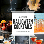 12 Spooky Halloween Cocktails You'll Want to Make