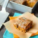 Perfect Pumpkin Bars: a Fast & Easy Dessert recipe