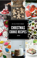 24 Best Gluten-free Christmas Cookie Recipes (2016)