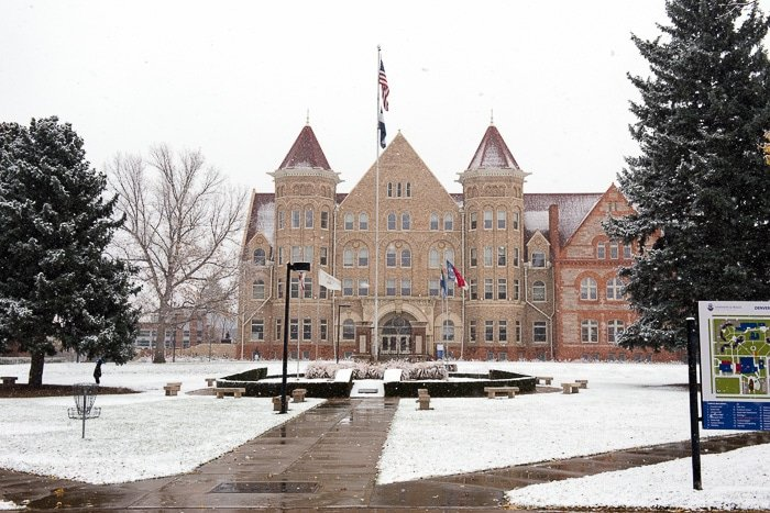 Centenial Hall Johnson and Wales University Denver CO BoulderLocavore.com