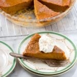 Best Crustless Pumpkin Pie recipe