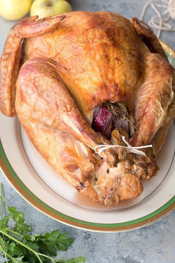 ordinary easy roast turkey recipe Part - 6: ordinary easy roast turkey recipe good looking