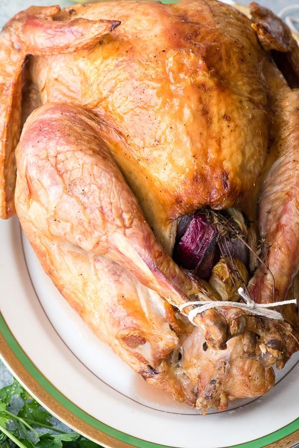 Easy Roast Turkey | Boulder Locavore