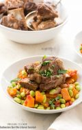 Pressure Cooker Southwestern Short Ribs with Harvest Succotash & a Giveaway ($249)