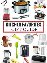 Kitchen Favorites Gift Guide   BoulderLocavore.com