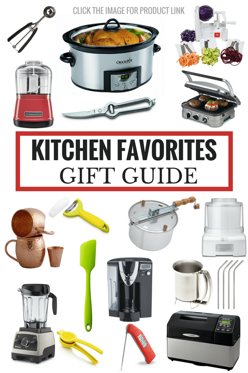 Kitchen Favorites Gift Guide | BoulderLocavore.com