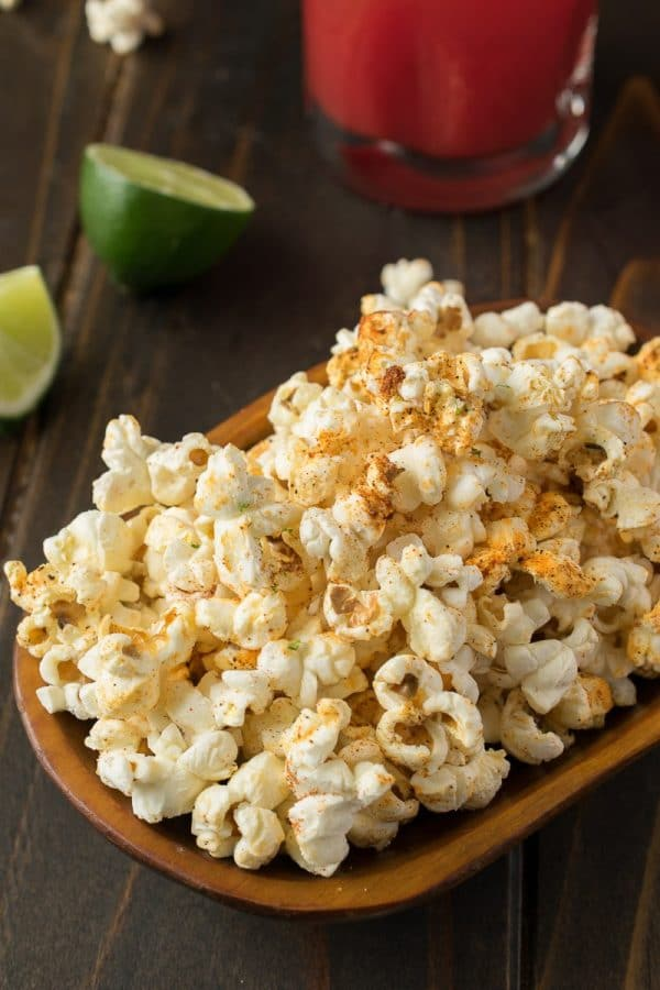Mexican Popcorn | Culinary Ginger