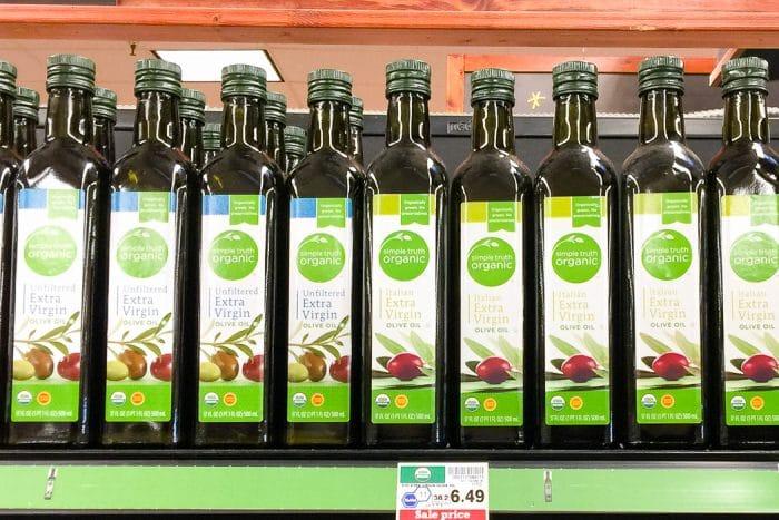 Kroger Simple Truth brand Olive Oil - BoulderLocavore.com