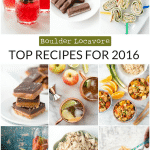 Top 10 Boulder Locavore Recipes for 2016