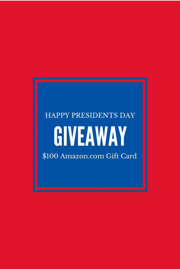 President's Day Amazon.com giveaway BoulderLocavore.com