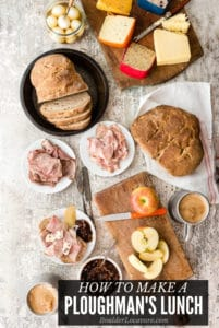Ploughman's Lunch title image