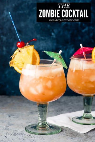 Zombie Cocktail title