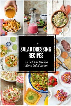 15 Salad Dress! Loads of delicious options, all gluten-free and fast to make. | BoulderLocavore.com