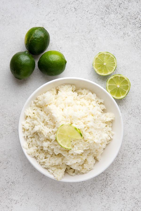 Instant Pot Coconut Lime Jasmine Rice   Boulder Locavore®