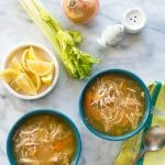 Instant Pot Hearty Chicken Soup